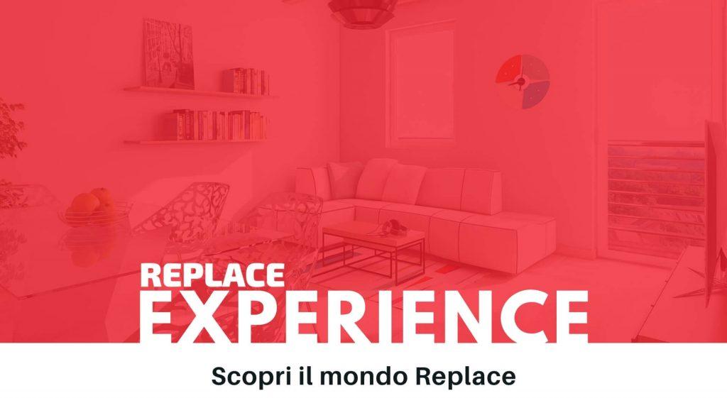 Replace Experience Padova